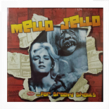 "LP-VA. ✯ MELLO JELLO ✯ - "" For Groovy Ghouls"""